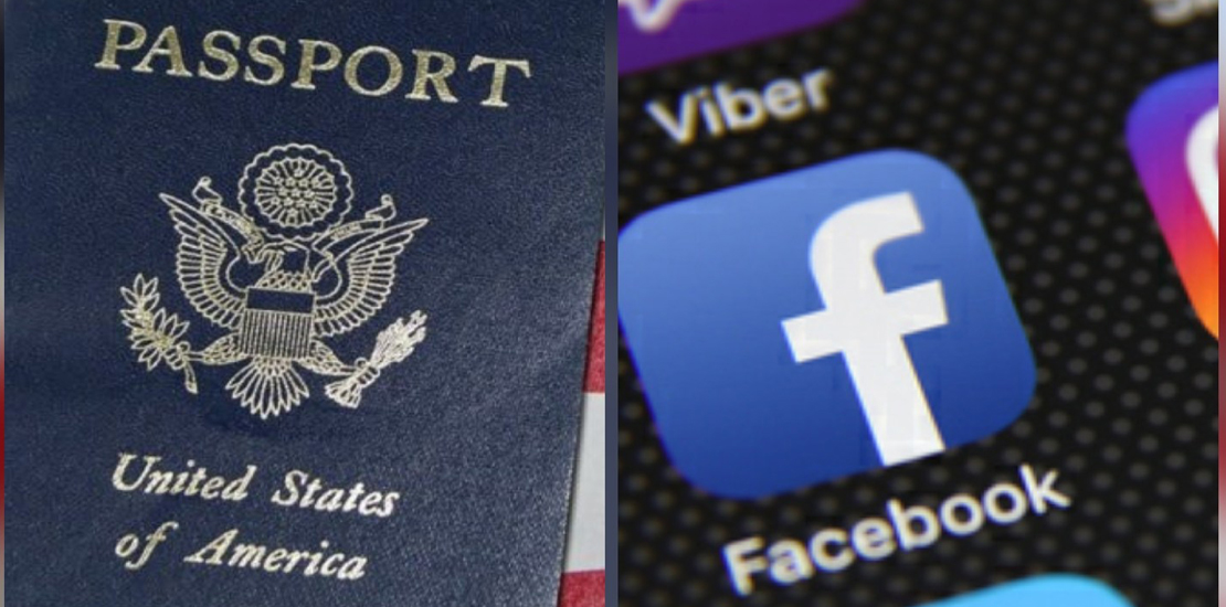 Applying for US visa? You will have to submit your social